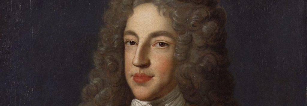 Le prince Francois Jacques Stuart par Alexis Simon Belle