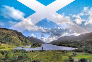 scotland and st andrew