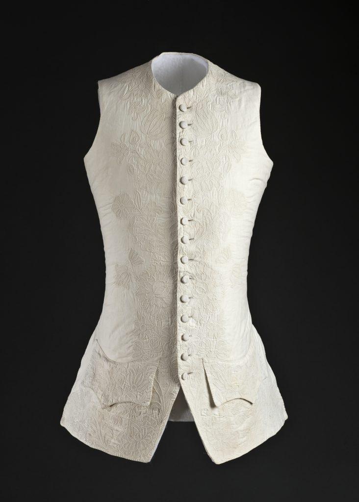 Gilet - France - 1760