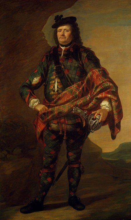 James Fraser, vers 1720, par John Vanderbank