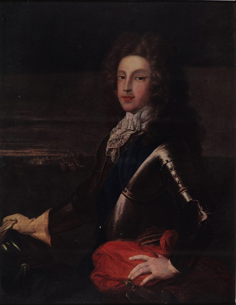 James Francis Edward Stuart, 1715