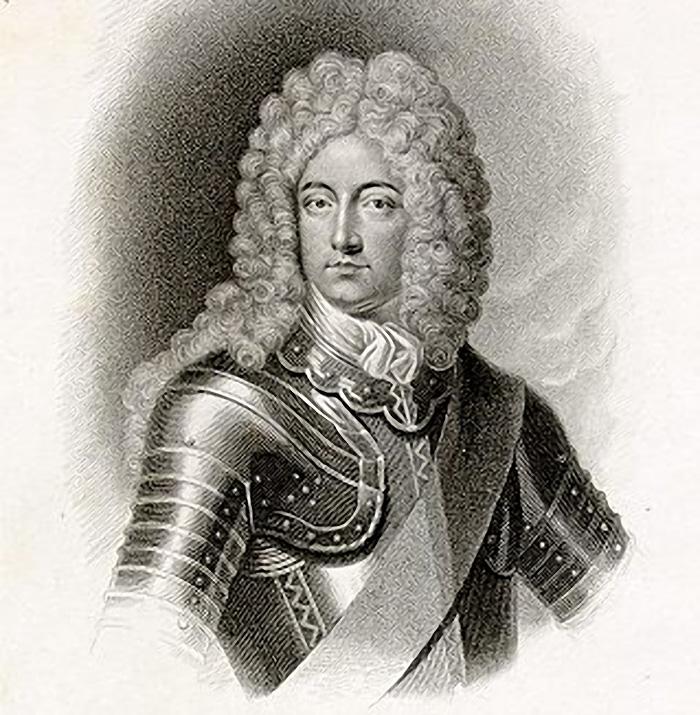 John Erskine, 6e comte de Mar - date inconnue - auteur inonnu