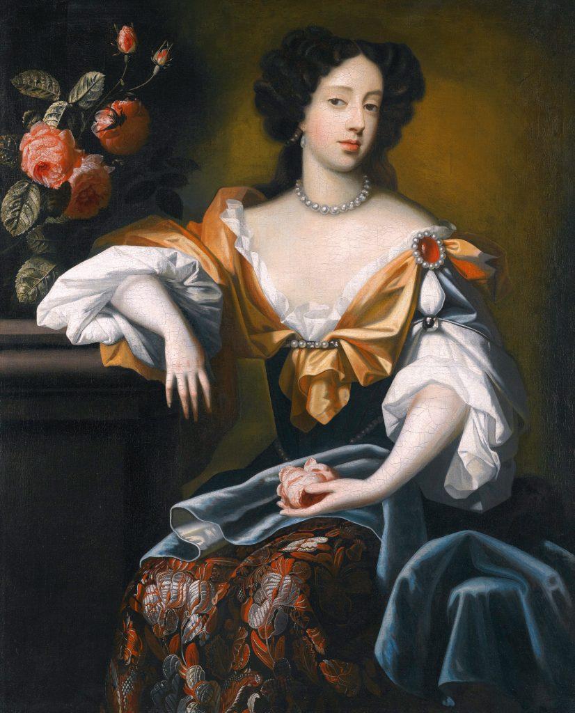 Mary de Modène - peint par Pietersz - 1680