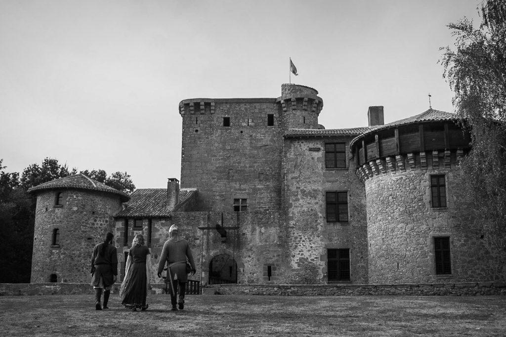Saor Alba - De retour au château