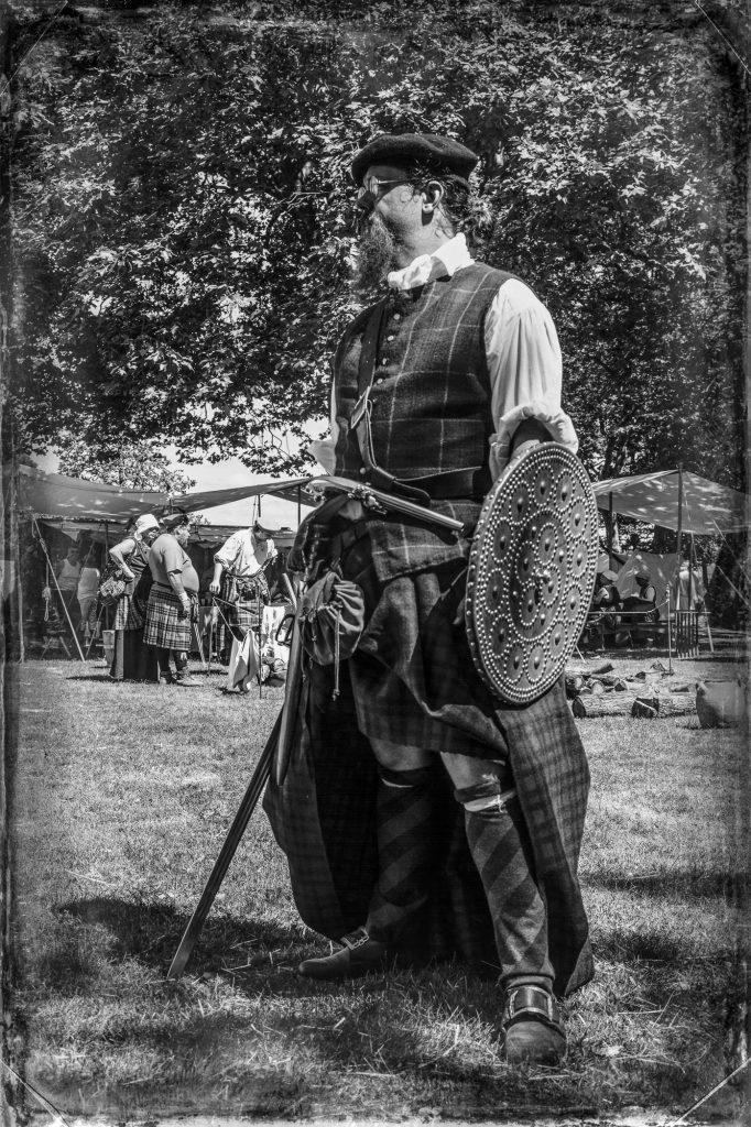 Saor Alba - Officier écossais XVIIIeme siècle
