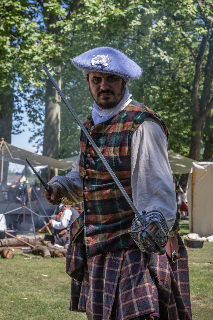Saor Alba - Guerrier écossais XVIIIeme siècle