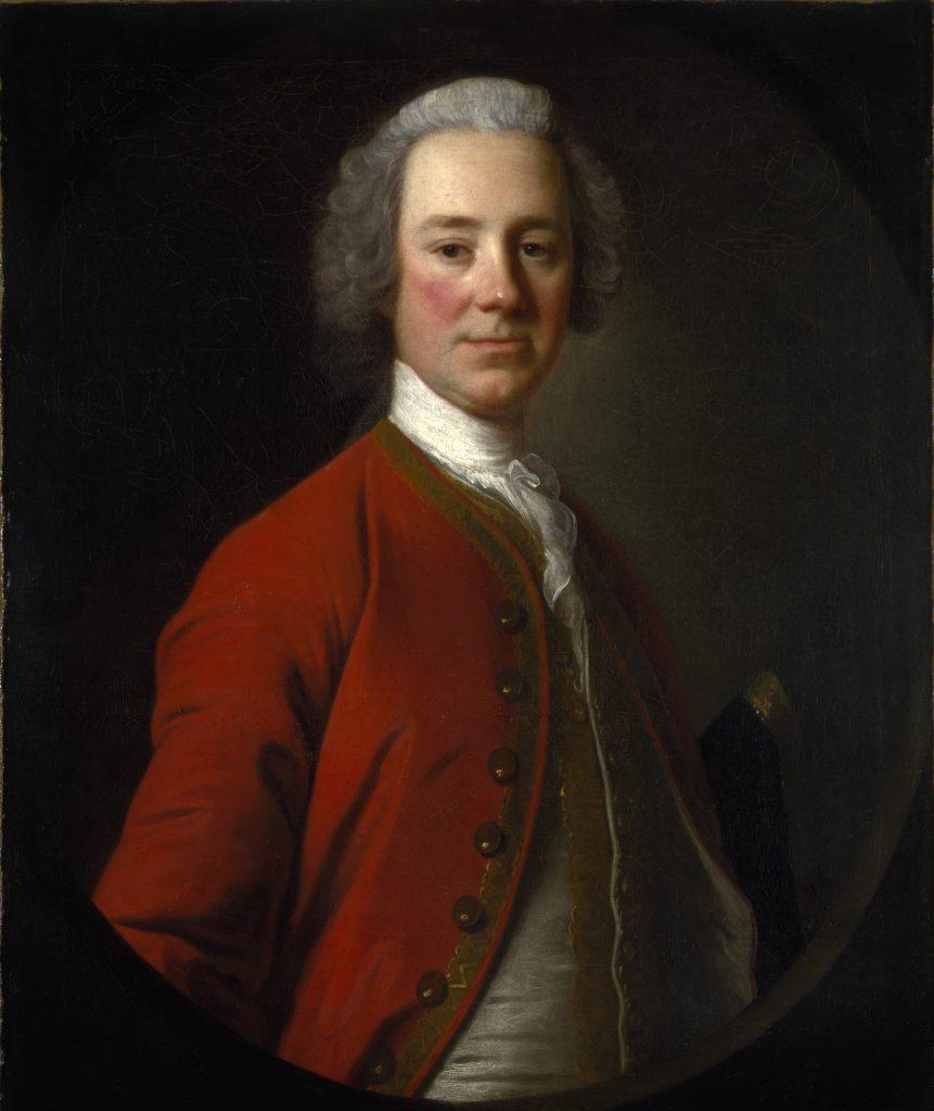 John Campbell, 4e comte de loudon, par Allan Ramsay (vers 1747)