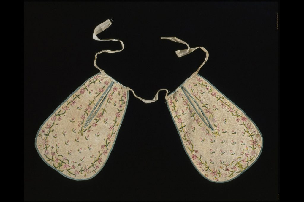 pockets 1700-1725 England Victoria and Albert museum