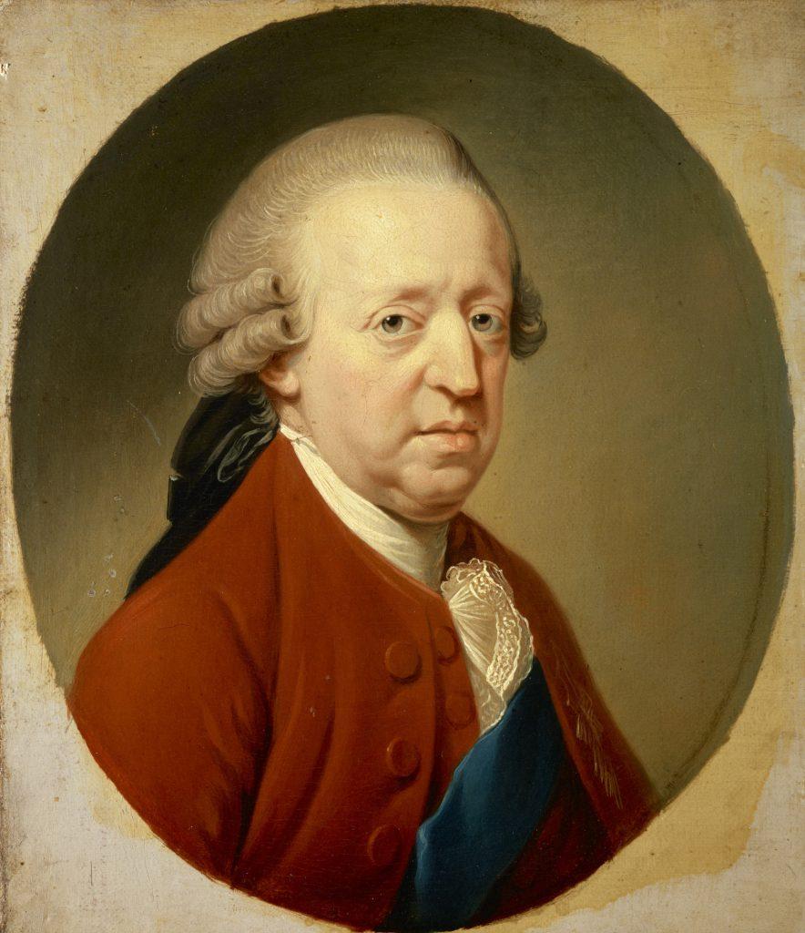 Charles Édouard Stuart par Hugh Douglas Hamilton, vers 1785 (National Galleries Scotland - PG 622)