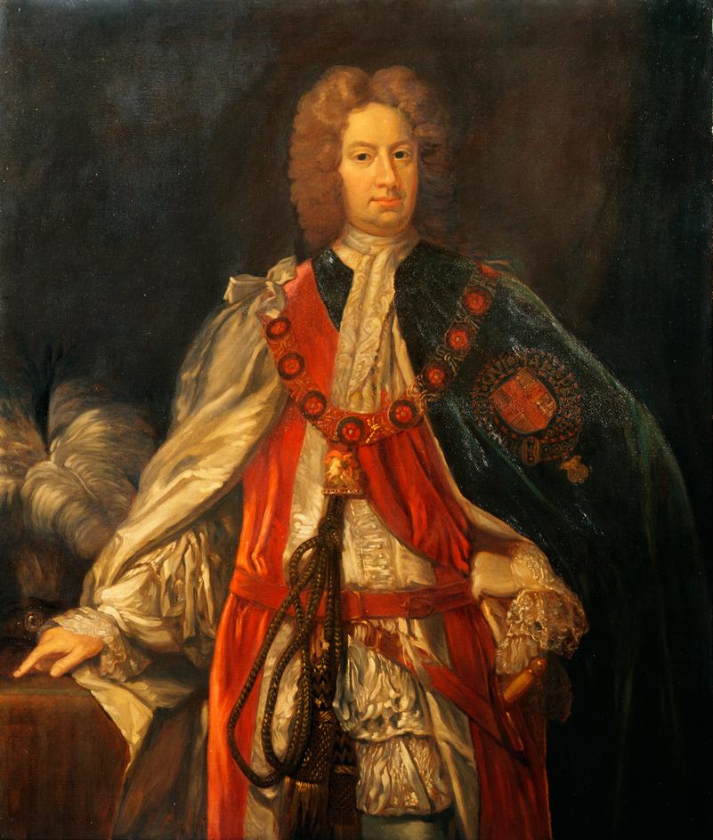 James Graham, 1er duc de Montrose (1682 - 1742), par Godfrey Kneller avant 1742