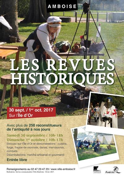 Revues Historiques d'Amboise 2017