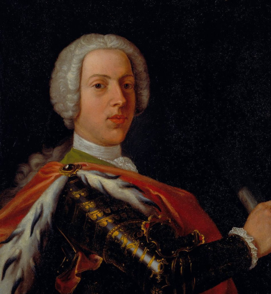 Charles Edward Stuart, Cosmo Alexander ,1747