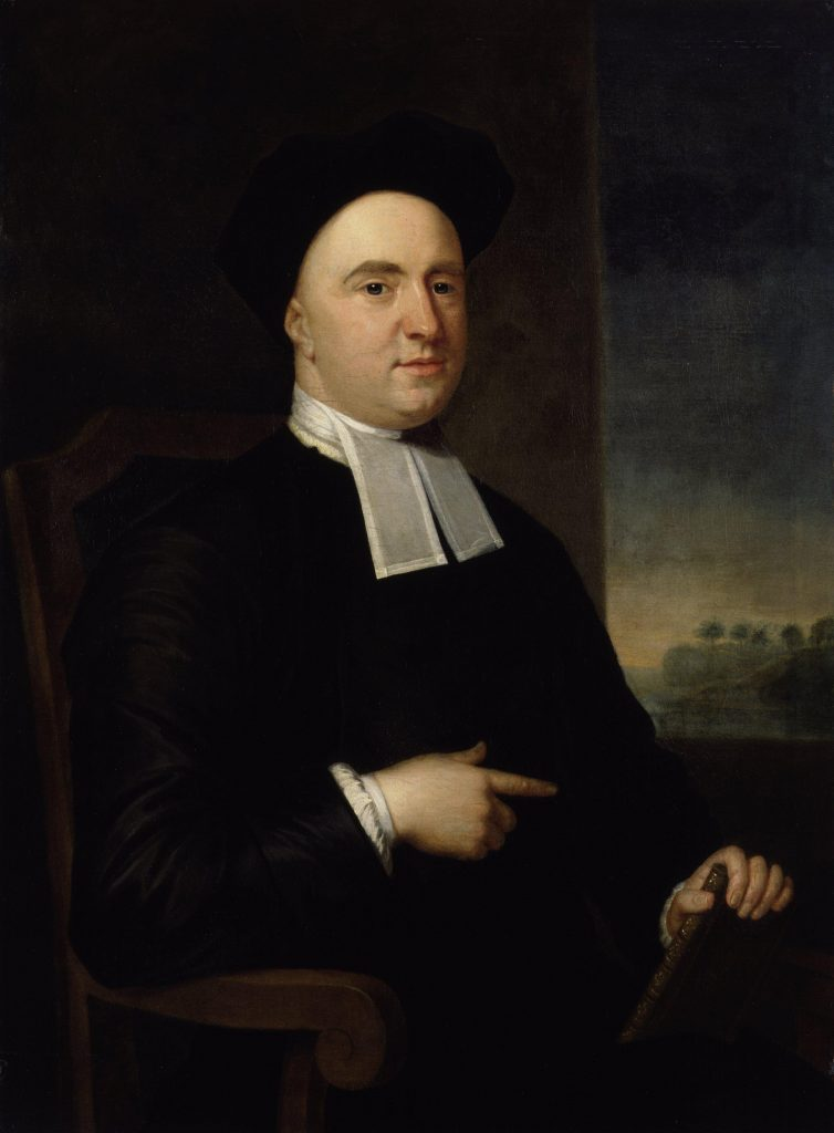 George Berkeley, Jonh Smibert, 1728-30