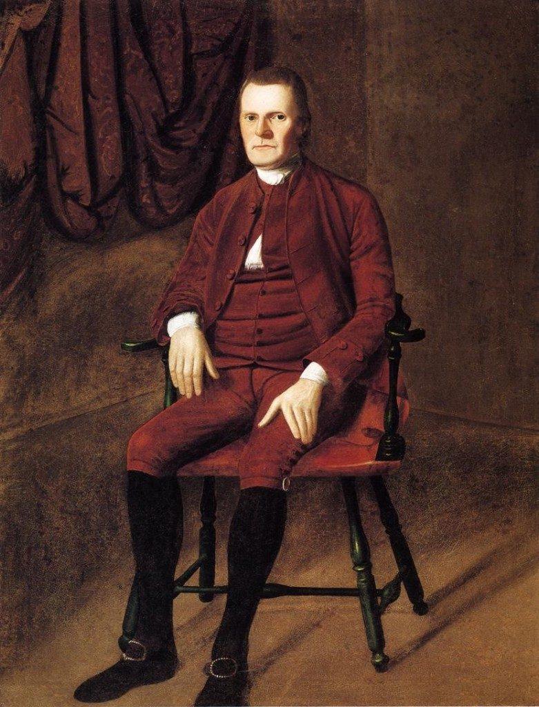 Roger Sherman, Ralph Earl, 1775