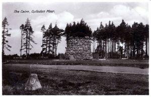 Le cairn de Culloden Moor