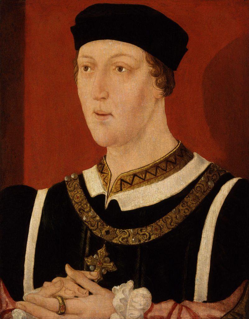 Henry VI, roi d'Angleterre, auteur inconnu, date inconnue