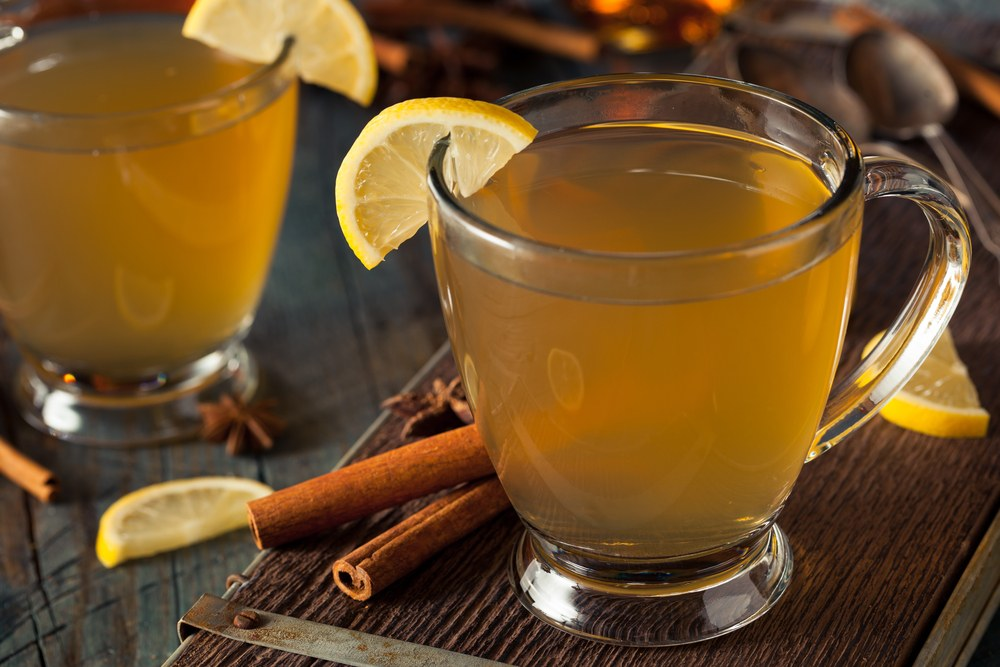 le hot toddy ou le grog à l'écossaise