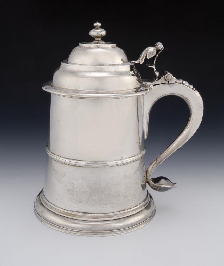 Chope en argent - Écosse - 1705 - Ref H.MEQ 1568 - National Museum of Scotland
