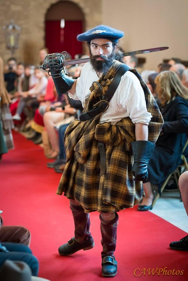 Maxim à la fashion Week de Meung sur Loire, Ed. 2017 / Photo : CAW Photos
