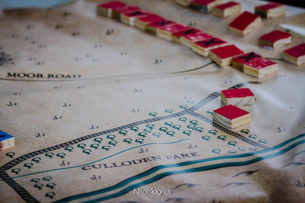 Le jour d'avant ou l'explication de la bataille de Culloden - Photo : NikoMagnus