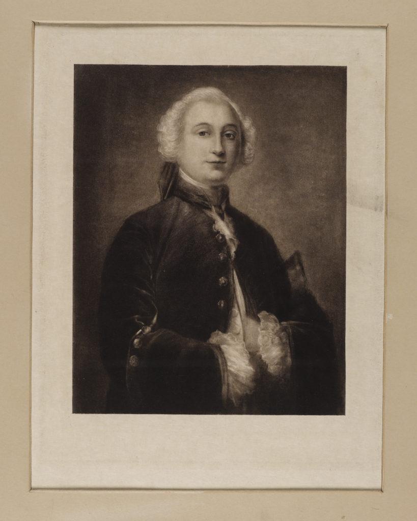 Lord Elcho - auteur et date inconnue, probablement XVIIIesiècle (ref.Blaikie.SNPG_.4.11)