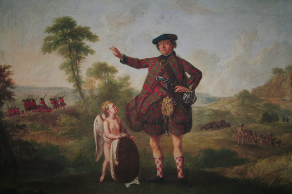 Stuart Threipland de Fingask par William Delacour (1700-1767), date inconnue