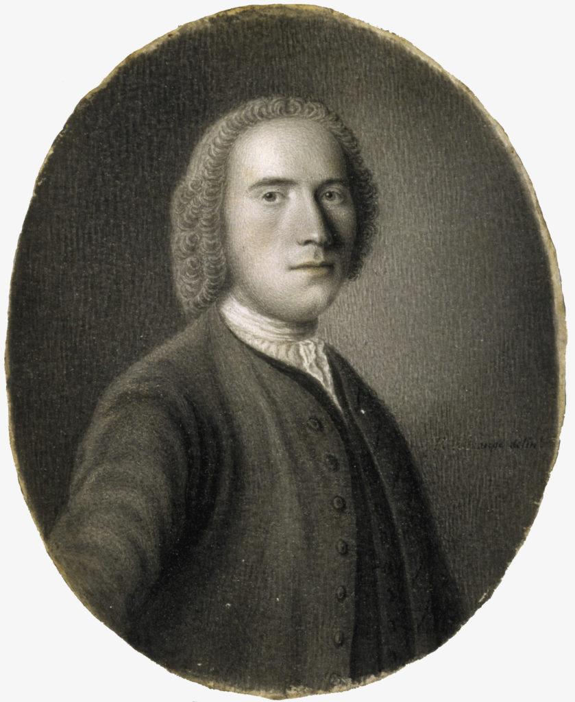 Lors George Murray par Sir Robert Strange, vers 1746, Ref.PG 2754 National Galleries of Scotland