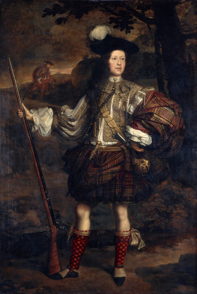 Lord Mungo Murray, par John Michael Wright, vers 1683, Ref PG 997, National Galleries of Scotland