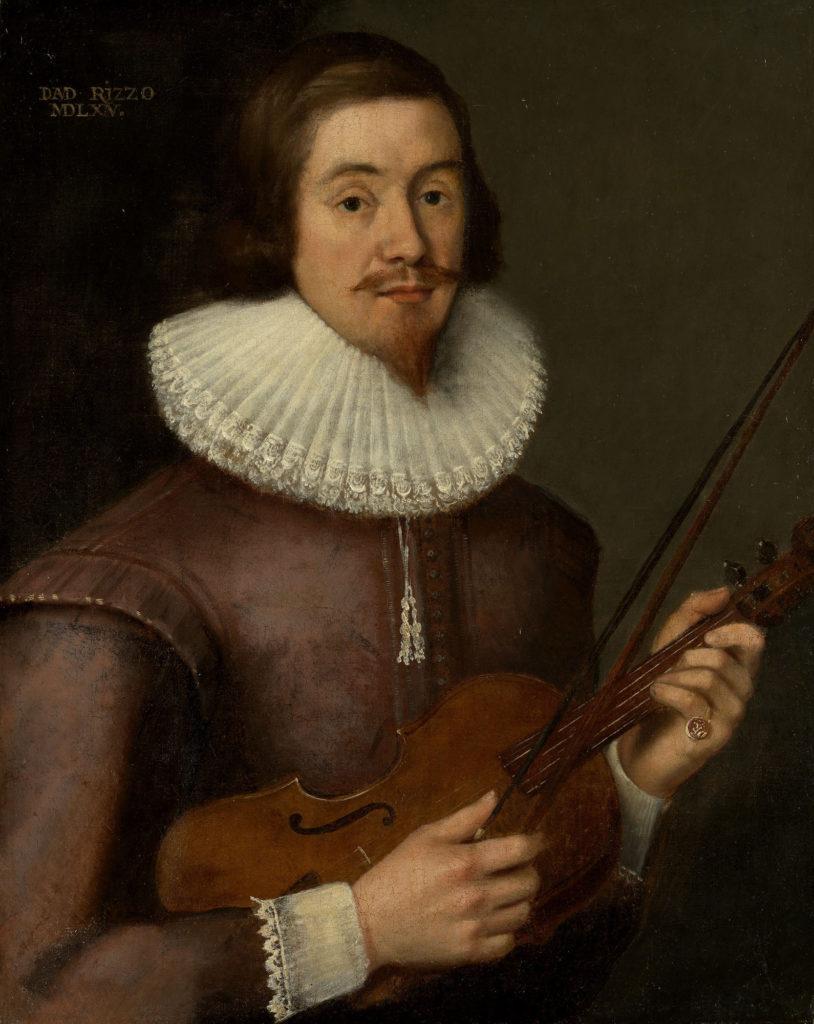 David Rizzio, auteur inconnu, 1565 (Ref.RCIN 401172)