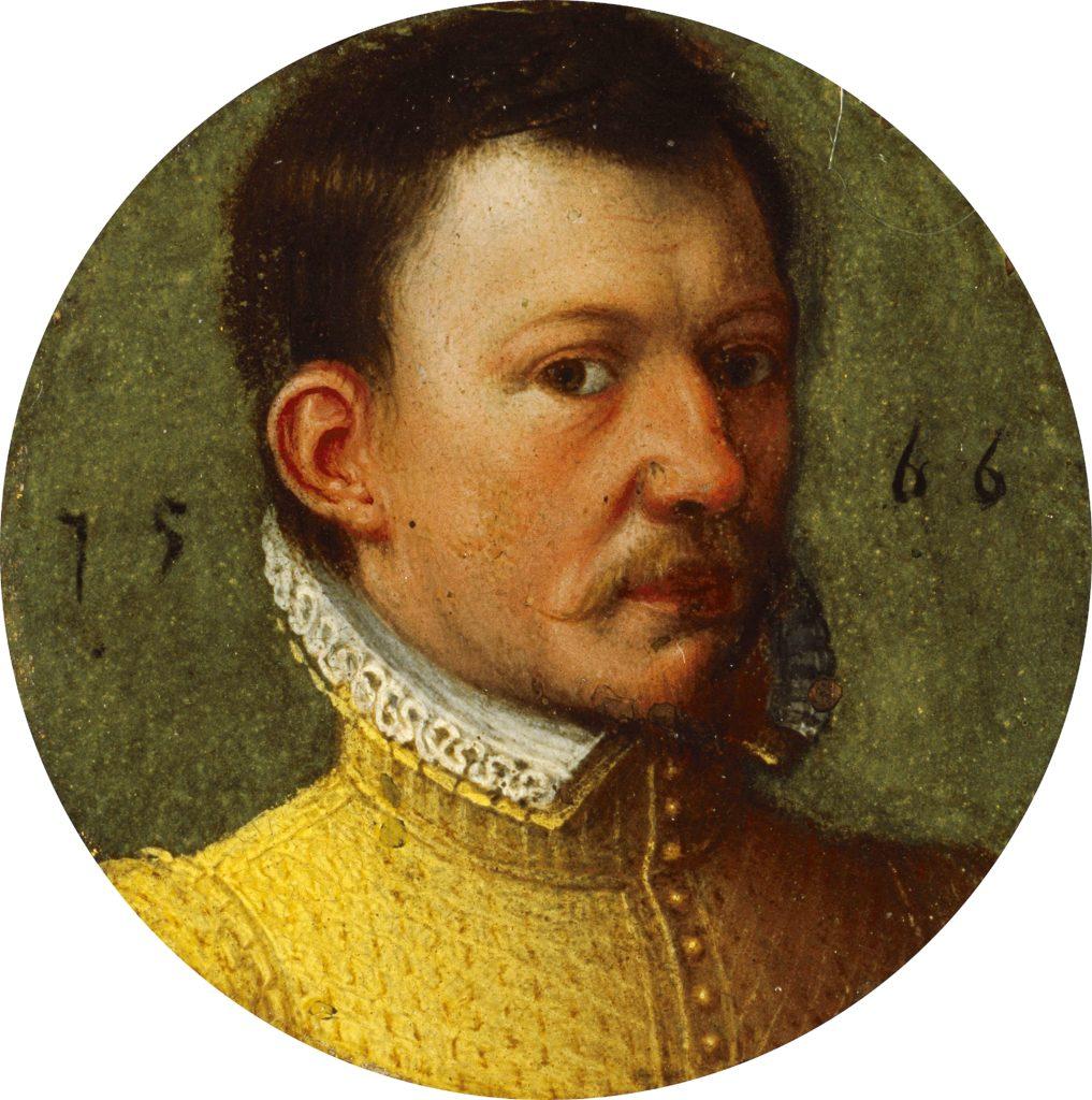 James Hepburn, Comte de Bothwell, 3e mari de Marie Stuart - auteur inconnu - 1565