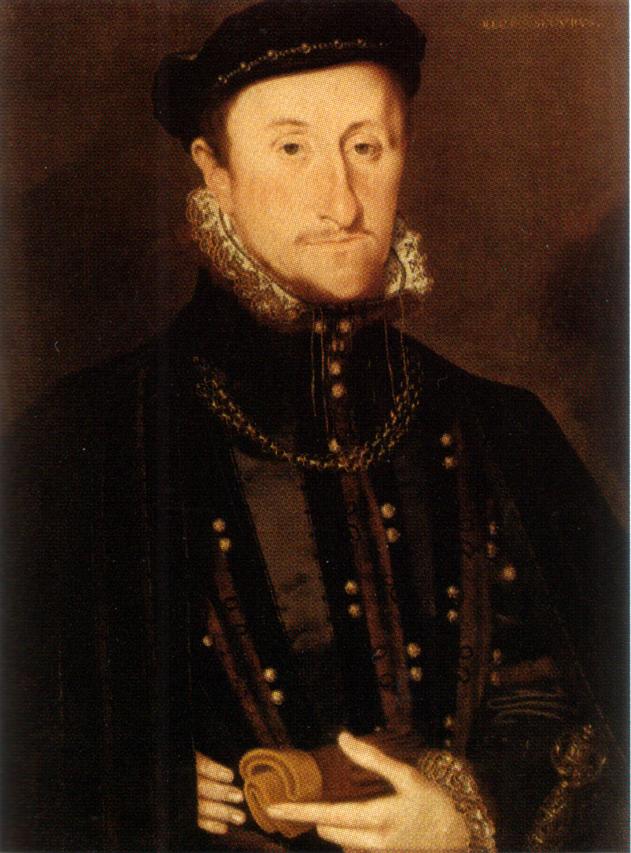 James Stewart, comte de Moray, par Hans Eworth, 1561