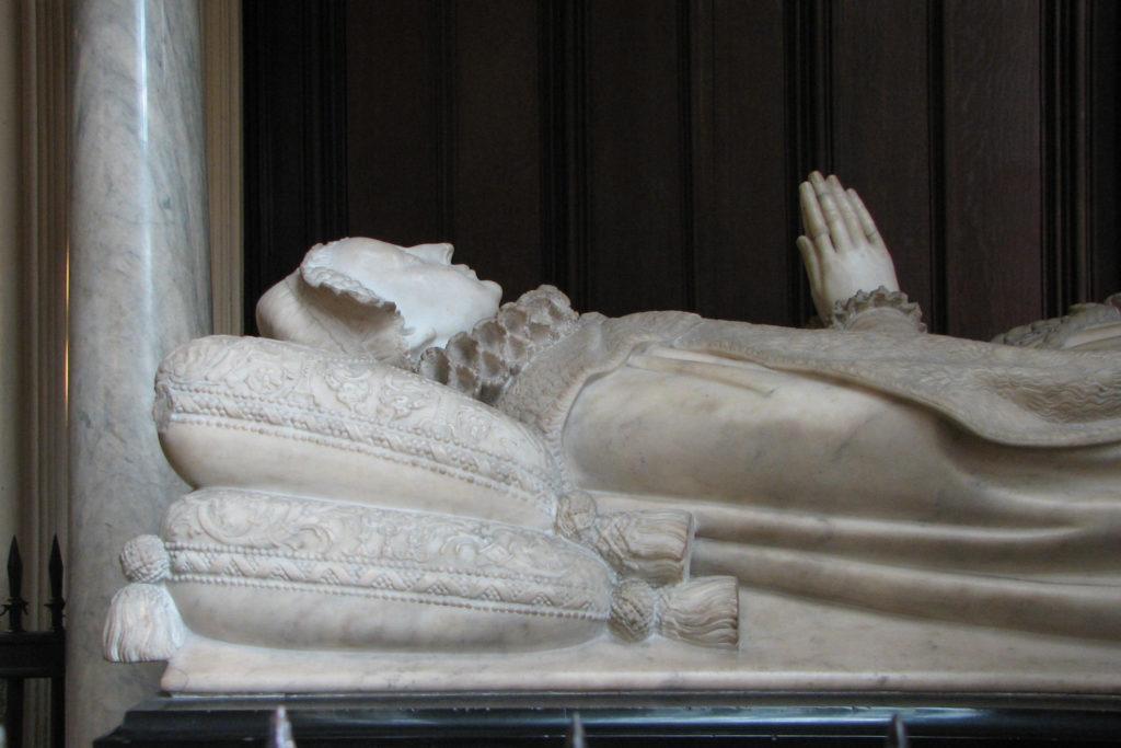 Tombe de Marie 1ère d'Écosse, Abbaye de Westminster, Londres, Angleterre
