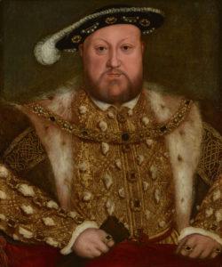 Henry VIII - auteur inconnu - 16e siècle