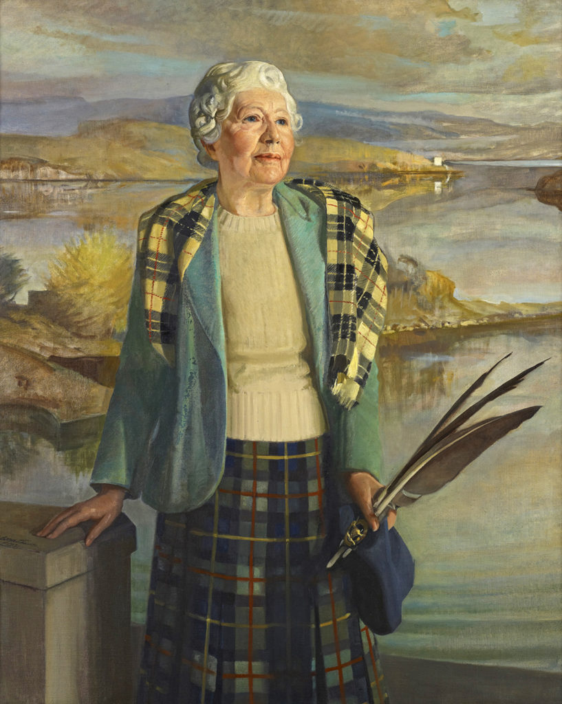 Flora MacLeod of MacLeod, XXVIIIe chef du clan