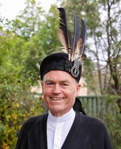 The Rev. Fr. Peter Noel Lamont of that Ilk chef du clan Lamont